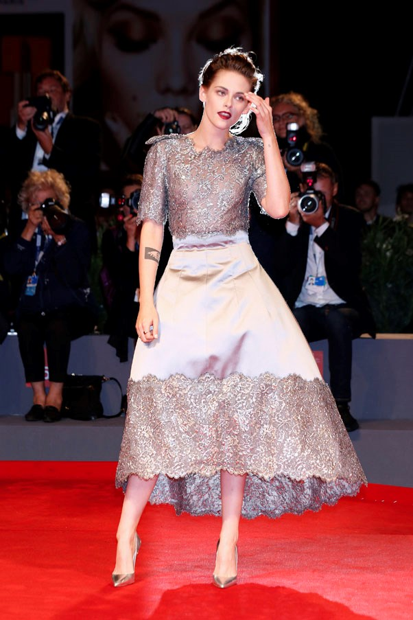 <strong>SEPTEMBER 6, 2015</strong> <br><br> Attending the Equals Premiere At Venice Film Festival
