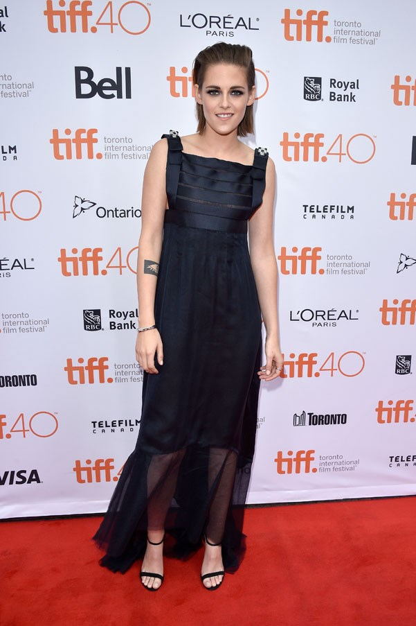 <strong>SEPTEMBER 13, 2015</strong> <BR><BR> At the Toronto International Film Festival