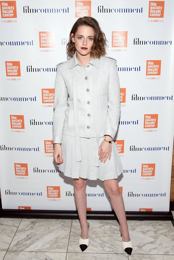 <strong>JANUARY 5, 2016</strong> <BR><BR> At the Film Society Of Lincoln Center Luncheon