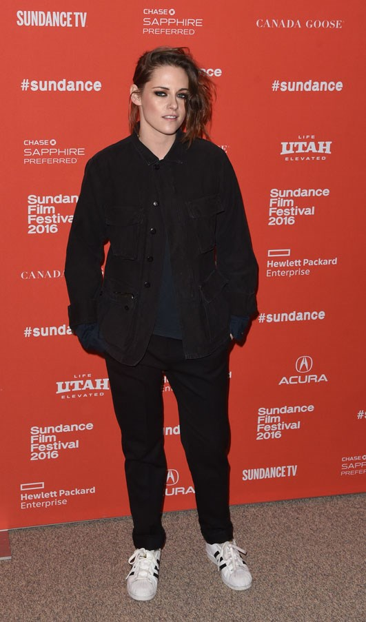 <strong>JANUARY 24, 2016</strong> <BR><BR> At the Sundance Film Festival