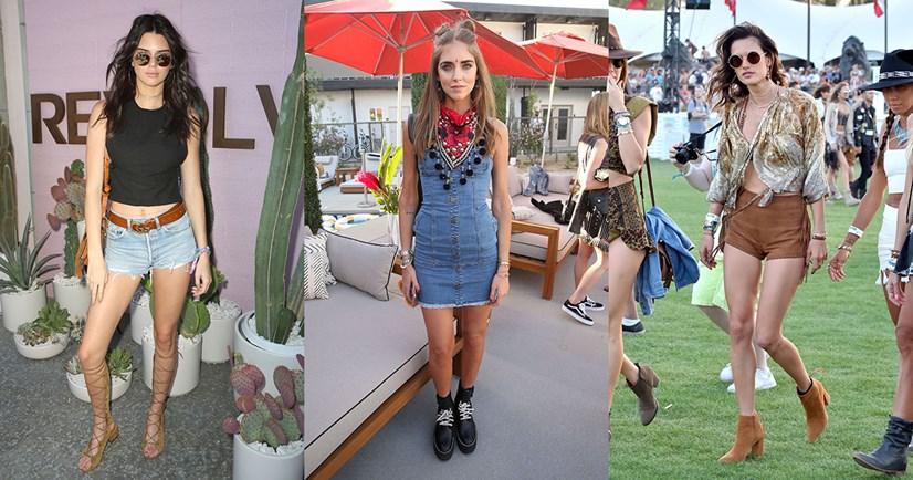 Coachella 2016 Celebrity Style Harper 39 S Bazaar