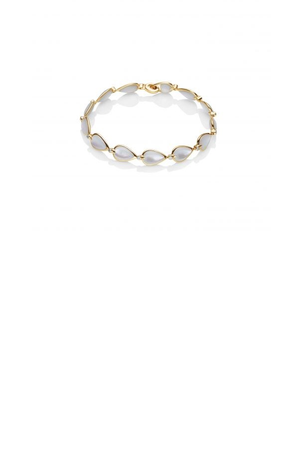 "Paspaley 'Maxima' bracelet, $4,980, <a href=""http://www.paspaley.com/eboutique/jewellery/maxima/maxima-bracelet-yellow-gold.html"">Paspaley</a>"