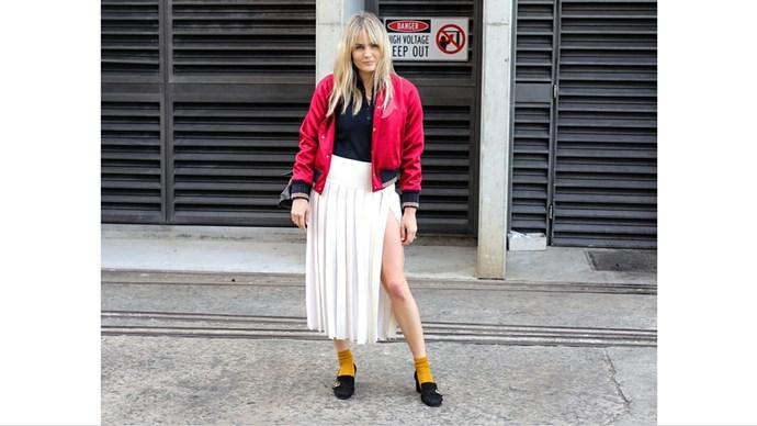 "Brooke Testoni<br><br> Image: Courtesy of <a href=""https://www.instagram.com/backstreetbyindia/?hl=en"">Backstreet By India</a>"