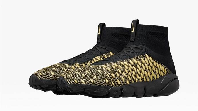 """NikeLab Footscape Magista X OR <br><br> Courtesy of <a href=""""http://news.nike.com/news/nikelab-olivier-rousteing"""">Nike</a>"""
