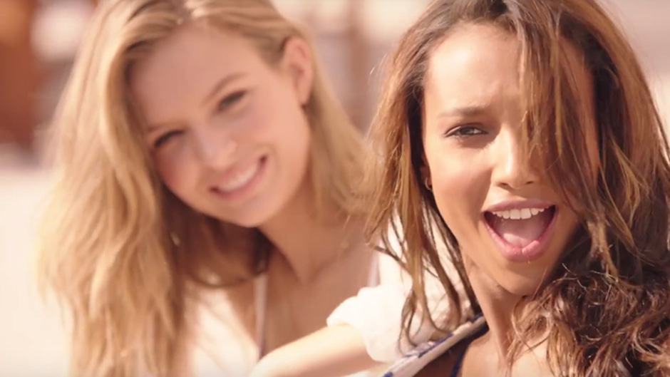 the victoria s secret angels lip sync to justin timberlake