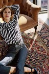 Exclusive First Look at Alexa Chung's Latest Campaign for AG