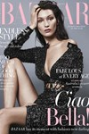 Bella Hadid Covers Harper's BAZAAR Australia August 2016 Issue