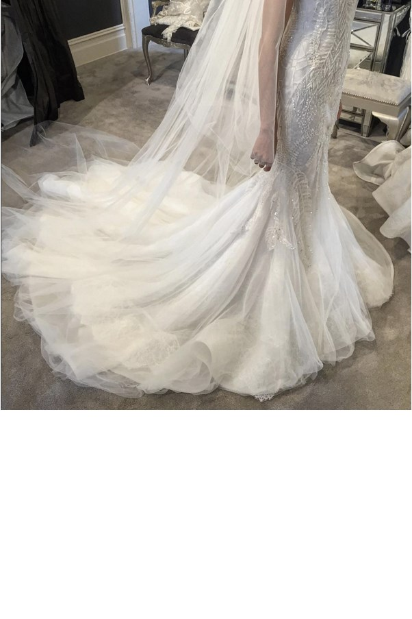 Bridal designers and boutiques to follow on instagram for Elle king wedding dress designer