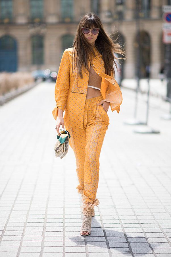 Best Street Style Couture Fashion Week Aw16 Paris Image 22 1 Harper 39 S Bazaar