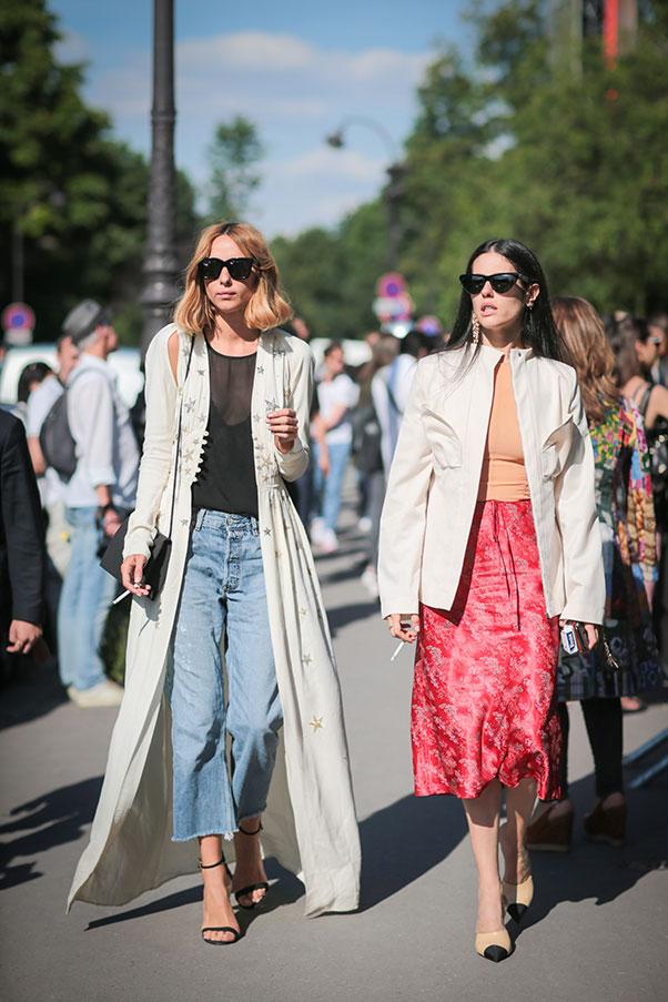 Best Street Style Couture Fashion Week Aw16 Paris Image 42 Harper 39 S Bazaar