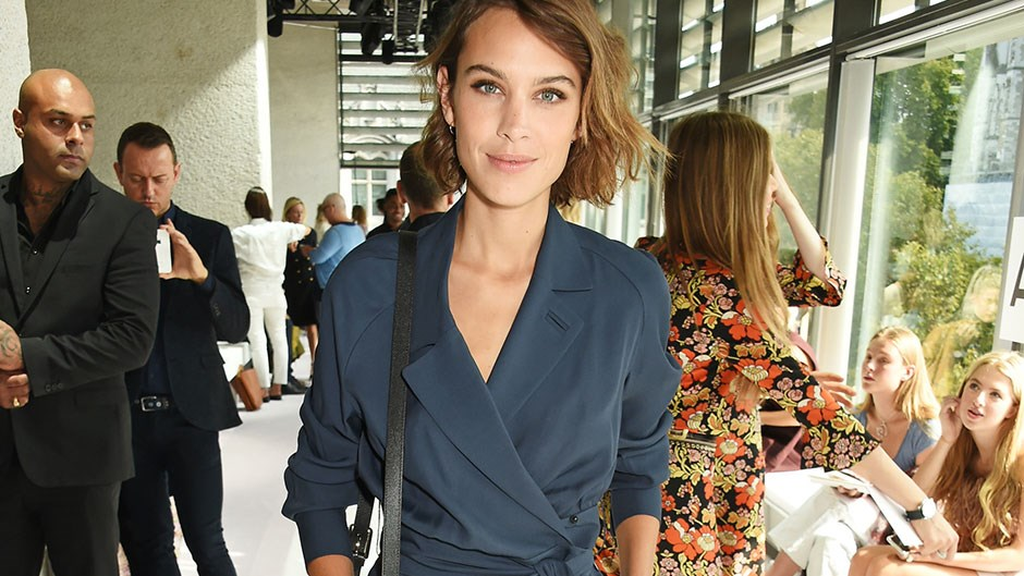 Alexa Chung to Launch Her Own Fashion Label