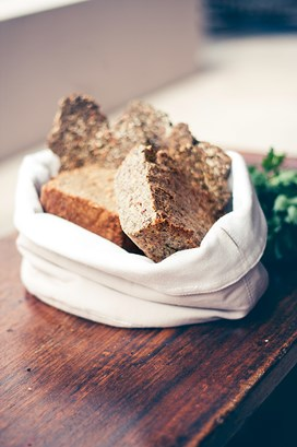 jessica sepel almond rosemary loaf recipe