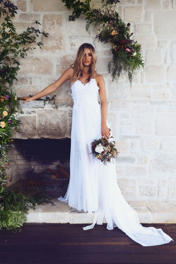 """The sell-out dress resurrected as Hollie 2.0, now available from <a href=""""https://graceloveslace.com.au/shop/hollie-2-0/"""">Grace Loves Lace</a>."""