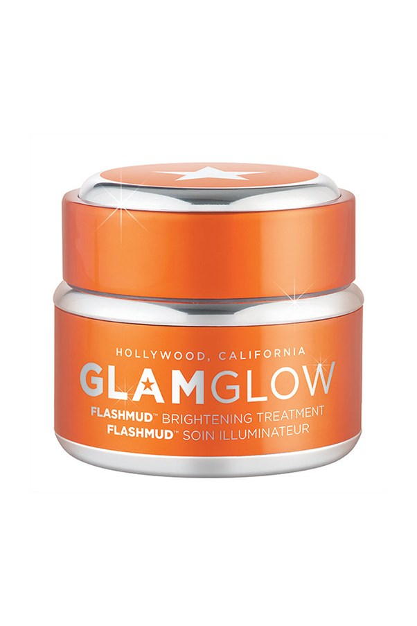 """<strong>Mask: </strong> <br><br>The ultimate beauty indulgence, this weekly ritual will give instantaneous results. Masks contain a range of active ingredients designed to deeply penetrate and repair the skin. Choose one specifically designed for your skin needs: hydration, clarity, plumping or luminosity. <em><br><br>GlamGlow Flash Mud Brightening Treatment, $98, <a href=""""http://mecca.com.au/glamglow/flashmud-brightening-treatment/I-022313.html#q=GlamGlow%2BFlash%2BMud%2BBrightening%2BTreatment&start=1"""">Mecca Cosmetica </a> </em>"""