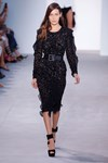Bella Hadid Runway Fall Michael Kors