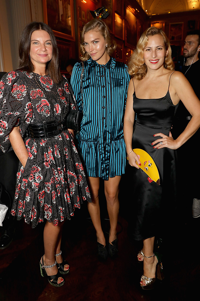 The Most Stylish Parties from London Fashion Week