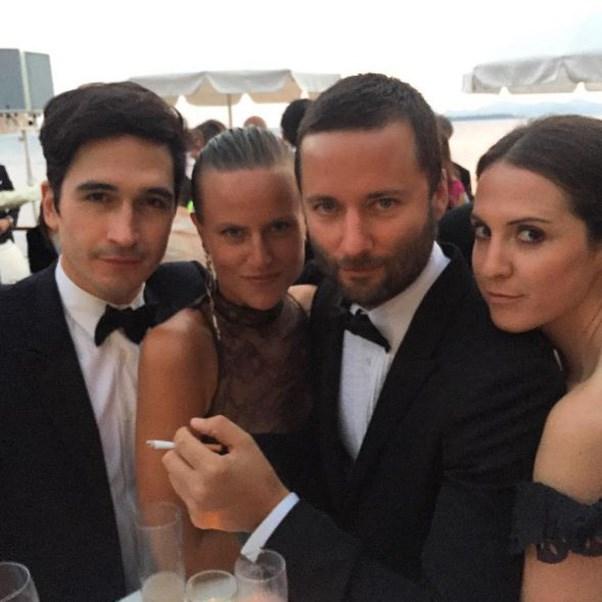 "<strong>The guests</strong><br><br> Instagram: <a href=""https://www.instagram.com/p/BKtseaoAcs0/?taken-by=pamela_hanson"">@pamela_hanson</a>"