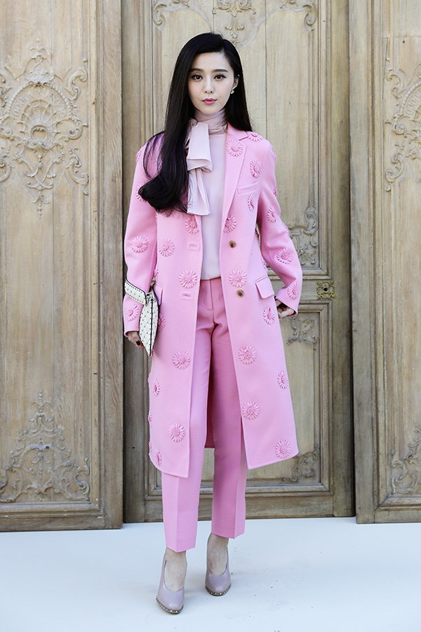 Fan Bingbing at Valentino