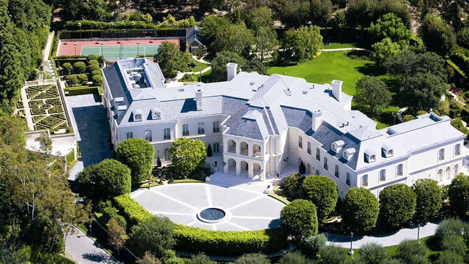 Inside the most expensive home in america harper 39 s bazaar for Most expensive houses in america