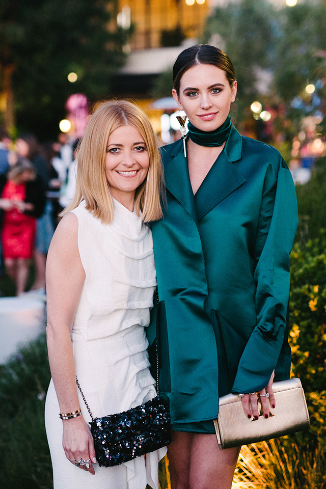 Sydney's A-List Step Out For BAZAAR in Bloom 2016
