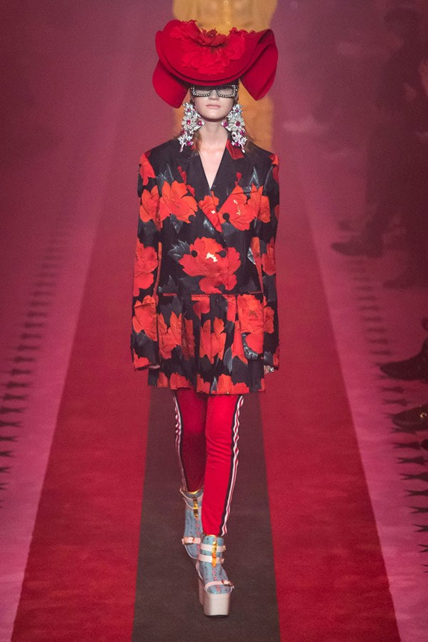 <strong>The Flower Show</strong> <br><br> Gucci