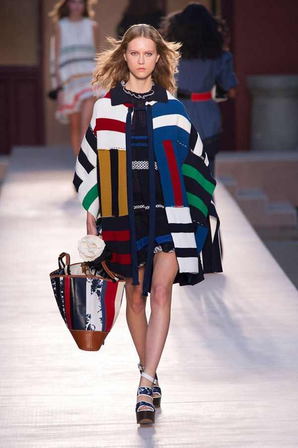 <strong>Moto Crossing</strong> <br><br> Sonia Rykiel