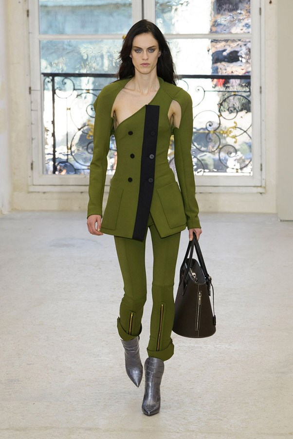 <strong>Fatigues Please</strong> <br><br> Louis Vuitton