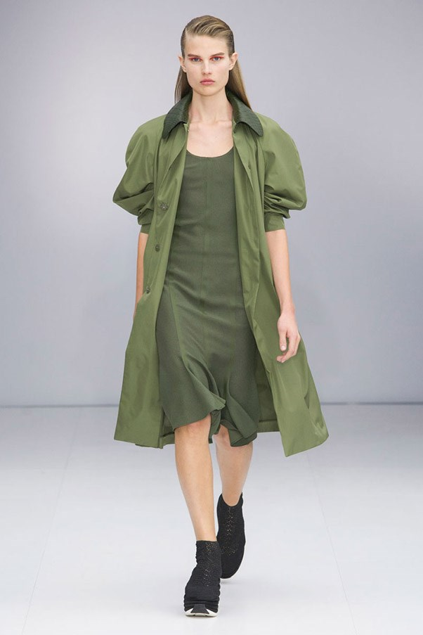 <strong>Fatigues Please</strong> <br><br> Salvatore Ferragamo