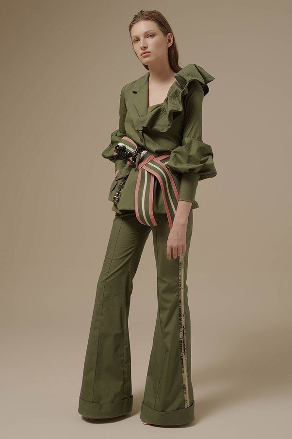 <strong>Fatigues Please</strong> <br><br> Johanna Ortiz