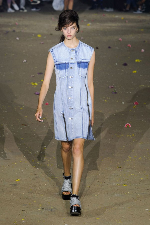 <strong>Blue Jean Queen</strong> <br><br> 3.1 Phillip Lim