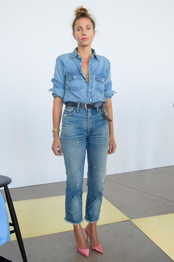 <strong>Blue Jean Queen</strong> <br><br> J. Crew