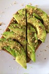 smashed avocado australia