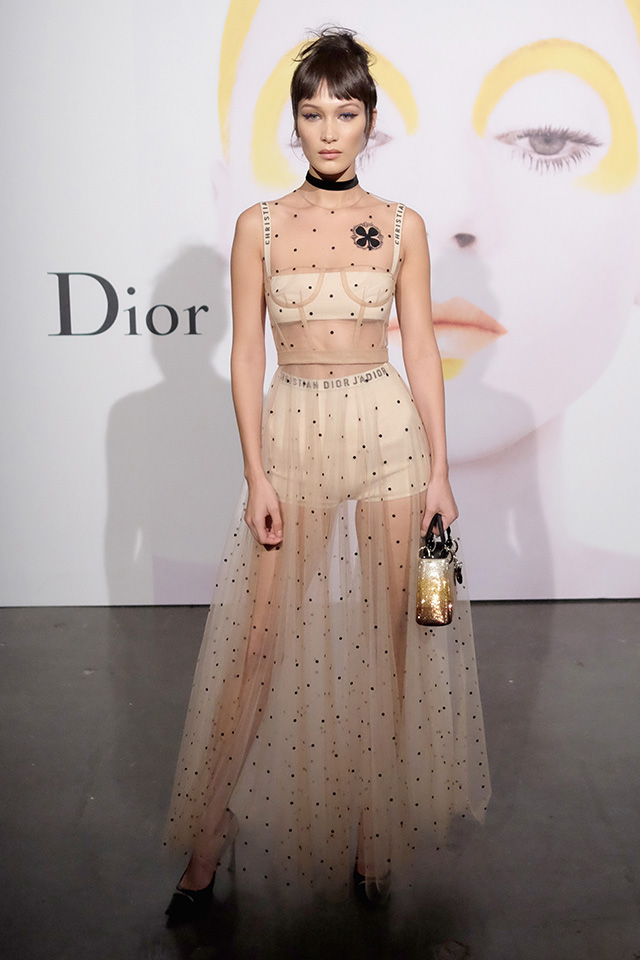 This Dior Party Was a Who's Who of the New Mega Models