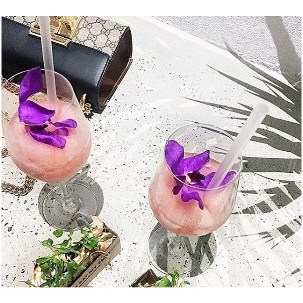 "<strong>Frosé</strong> <br><br> While rosé has always been our summer tipple of choice, it's the frostier, pink alternative that's gaining popularity this summer. While we jealously looked on at our friends in New York and London sipping on these in (so many) Instagram shots during their summer, it's finally hit Australia and is sure to be the season's staple. Move over Aperol Spritz, it's all about the frosé now. <br><br> <strong>Where To Try:</strong> <br> <a href=""http://mrmiyagi.com.au/"">Mr Miyagi</a>, Melbourne: Because they serve it on tap. <br> <a href=""http://pelicano.com.au/"">Pelicano</a>, Sydney: As they have dedicated an entire terrace to frosé (rightly so). <br> <a href=""http://www.alfredandconstance.com.au/"">Alfred & Constance</a>, Brisbane: As they're one of the few places north that you can get your hands on one."
