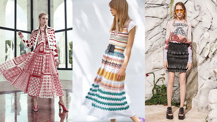 Prepare your mind (and wardrobe) for the warmer months with our curated guide to resort season.