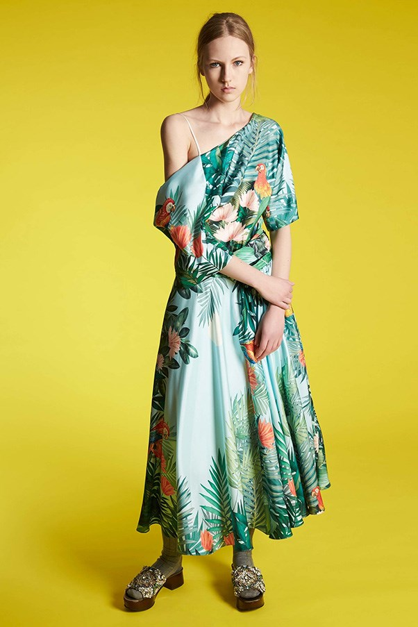 <strong>Tropical Prints</strong><br><br> Rochas