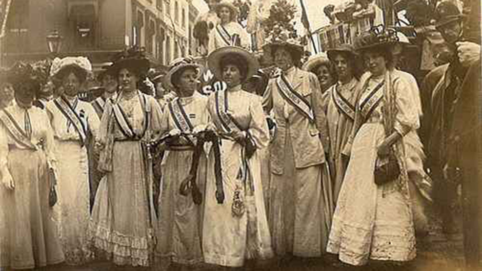 The Overlooked History Behind the Movement to Wear White on Election Day