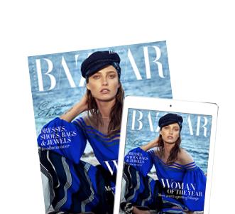 Harper's BAZAAR subscribe