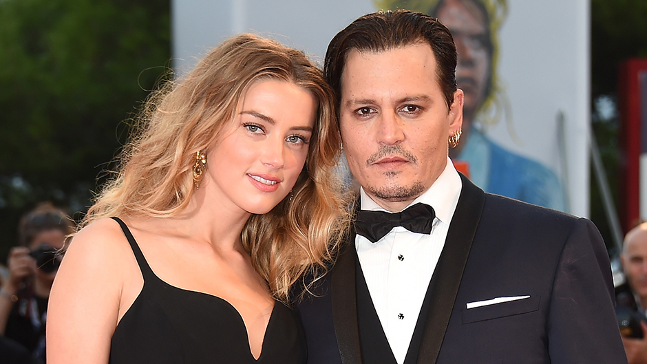 Amber Heard singles out Johnny Depp in domestic violence PSA