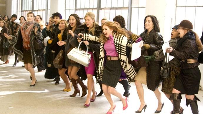 Boxing Day Fashion Sales