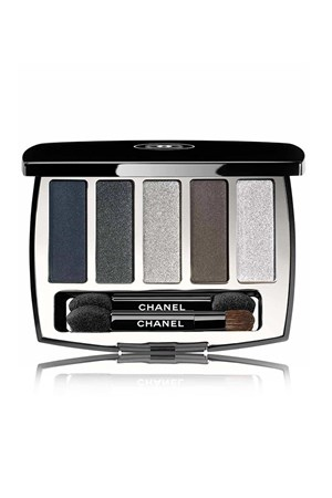 Chanel Limited Edition Architectonic Eyeshadow Palette