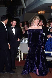 Princess Diana bruce oldfield dress sold at auction