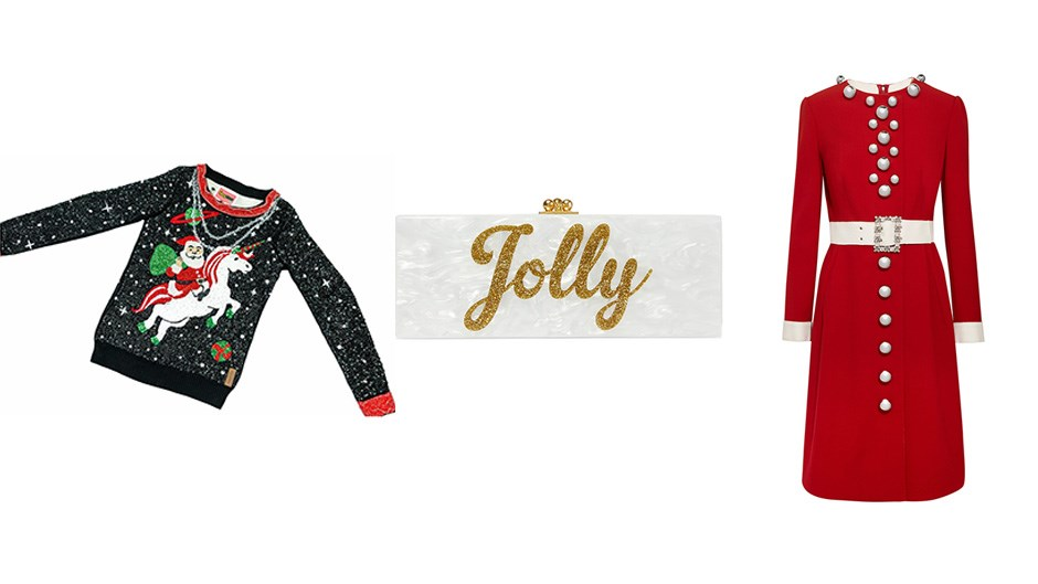 extravagant christmas themed fashion buys to get you in the festive