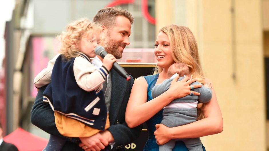 Blake Lively Ryan Reynolds and Daughter - Bing images Blake Lively Daughter
