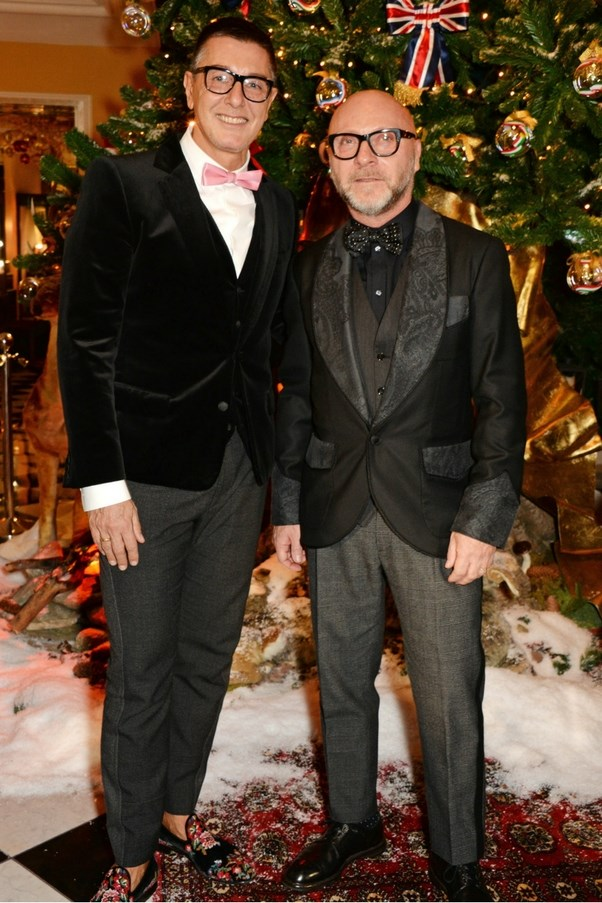 """<strong>Yes: Dolce & Gabbana</strong><br><br> Over the New Year Stefano Gabbana <a href=""""https://www.instagram.com/p/BOvgiX6BjFo/?taken-by=stefanogabbana&hl=en"""">posted an Instagram</a> of Donald Trump and Melania Trump on New Year's Eve, where Melania wore a Dolce and Gabbana gown. """"Melania Trump #DGwoman ❤❤❤❤❤ thank you 🇺🇸 #madeinitaly🇮🇹"""" he wrote in his caption. Calling the future First Lady a 'Dolce & Gabbana woman' caused a lot of controversy in the comments section, but Gabbana came out guns blazing in response to haters. """"So disappointed"""" wrote one user, to which Gabban responded simply: """"I don't care."""""""