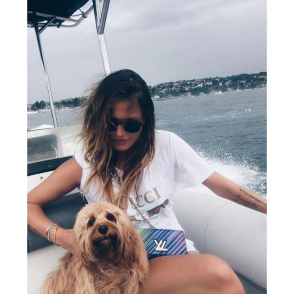 "<strong>Cheyenne Tozzi</strong><br><br> Instagram: <a href=""https://www.instagram.com/p/BOn9lRih6BG/"">@cheyennetozzi</a>"