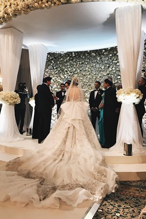 Mariah Carey Billionaire Wedding