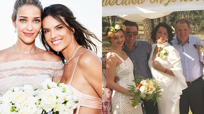 We chart the best celebrity bridesmaids, ever.