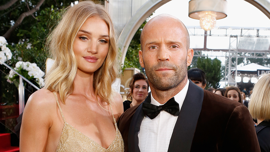 Rosie Huntington-Whiteley Just Announced She's Pregnant