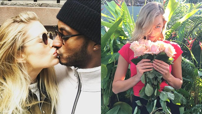 Here, all of the best celebrity Valentine's Day posts this year.